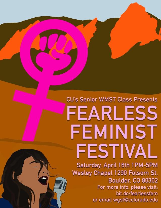 Fearless Feminist Festival