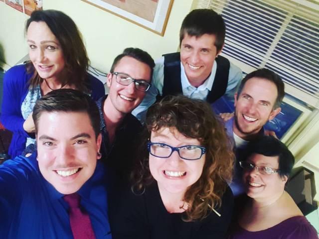 Trans choir
