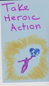 Take Heroic Action