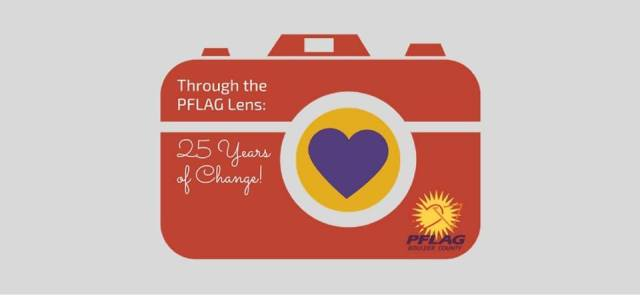 PFLAG 25th anniversary