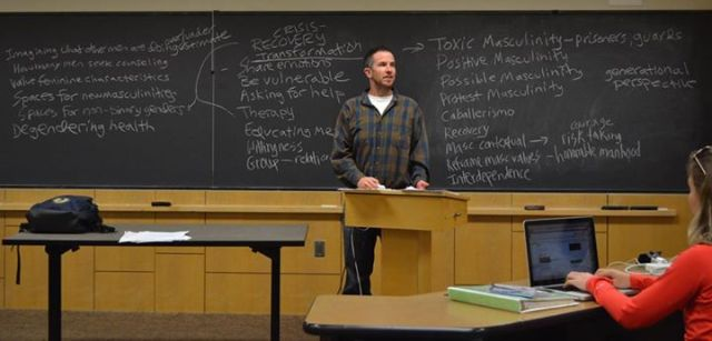 Teaching at CU